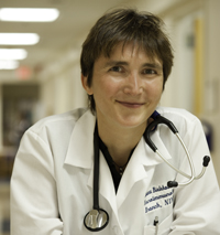 Dr. Bibiana Bielekova. Photo courtesy of NINDS