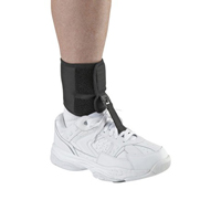 The Foot-Up dorsiflexion assist orthosis.