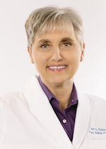 Dr. Terry Wahls is a physician with MS. She claims that her diet and lifestyle protocol has helped relieve her of her disability. Photo by Jonathan D. Sabin, used with permission from Terry Wahls.