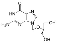 Ganciclovir.